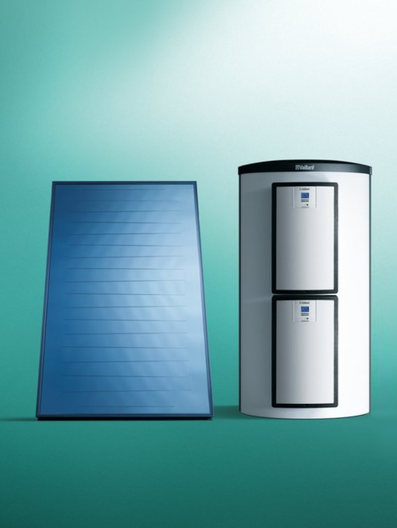 solárne systémy Vaillant MSS