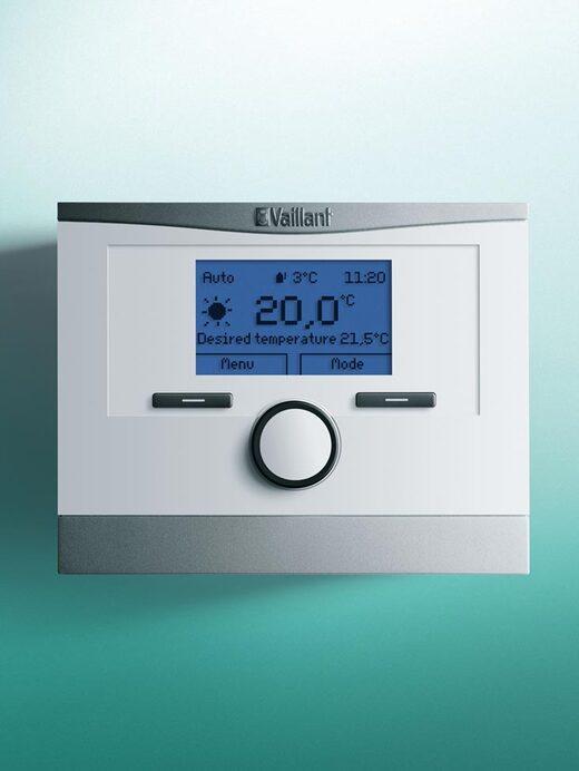 priestorové regulátory Vaillant calorMATIC 350
